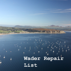 water repair list